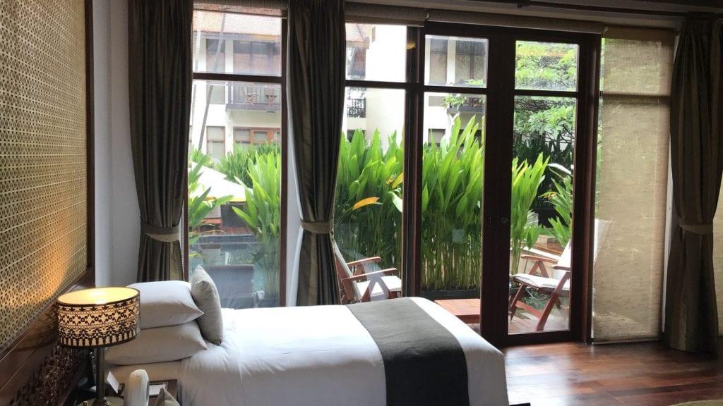 Anantara Angkor Resort Zimmer