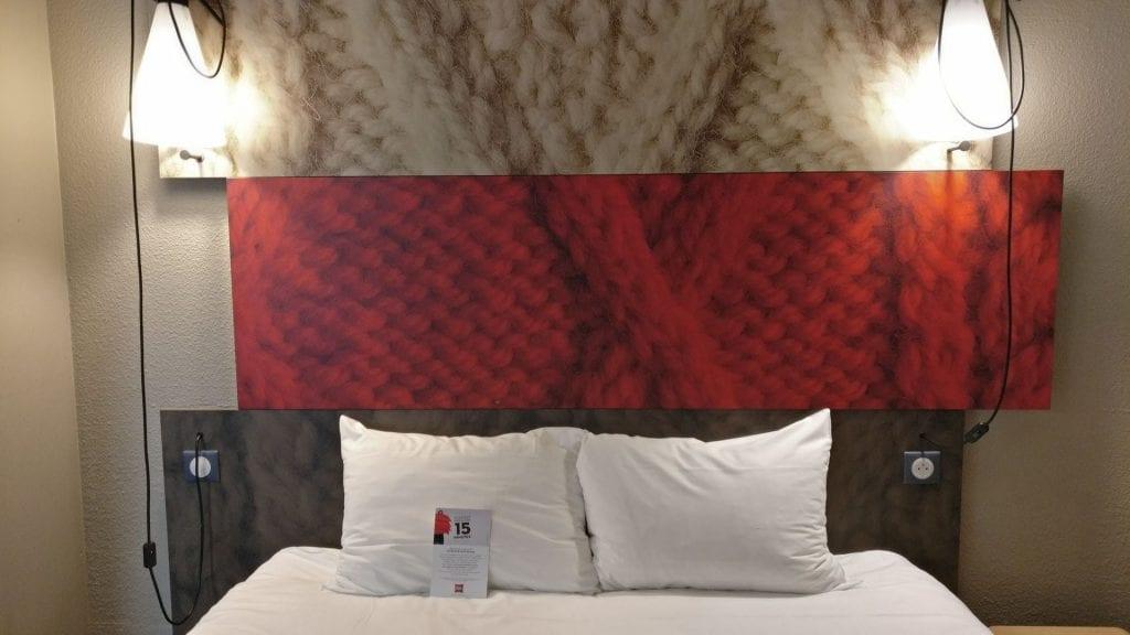 Ibis Bordeaux Cente Meriadeck Zimmer 3