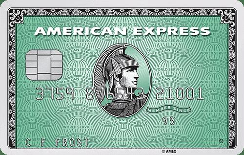 American Express verschlechtert Bedingungen der Green Card