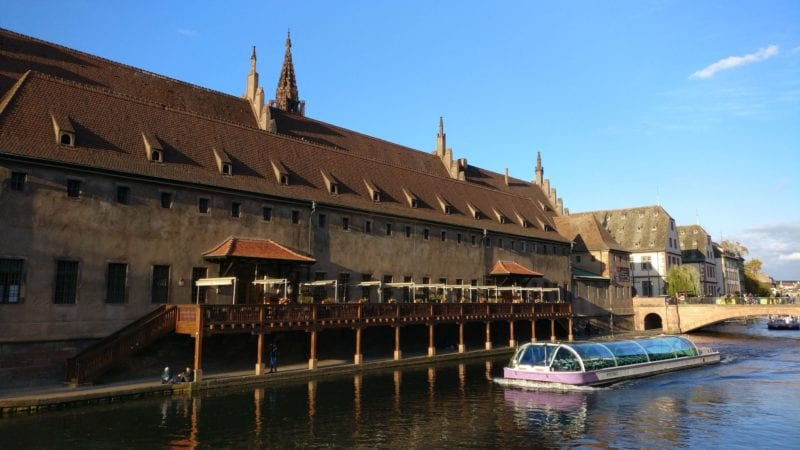 Ancienne Douane Straßburg