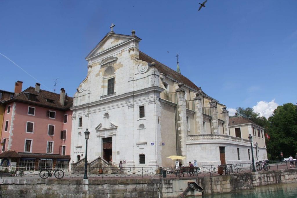 Annecy Church Saint François De Sales