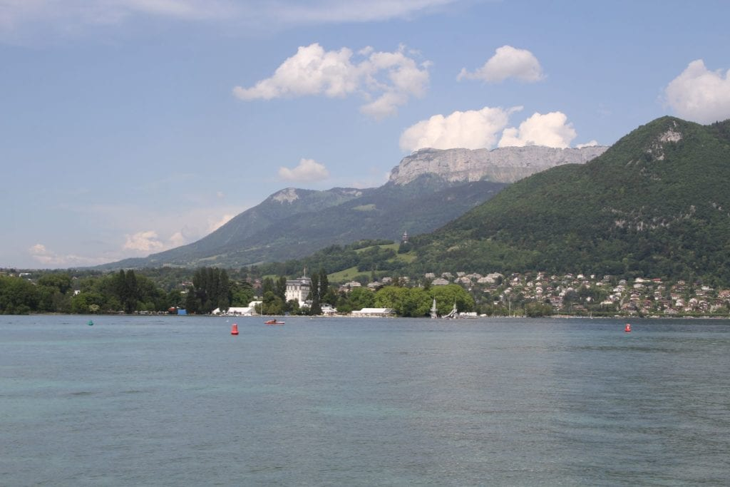 Annecy Lake 2