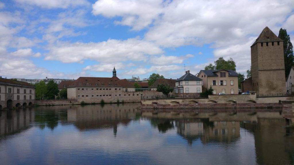 Barrage Vauban Straßburg 2
