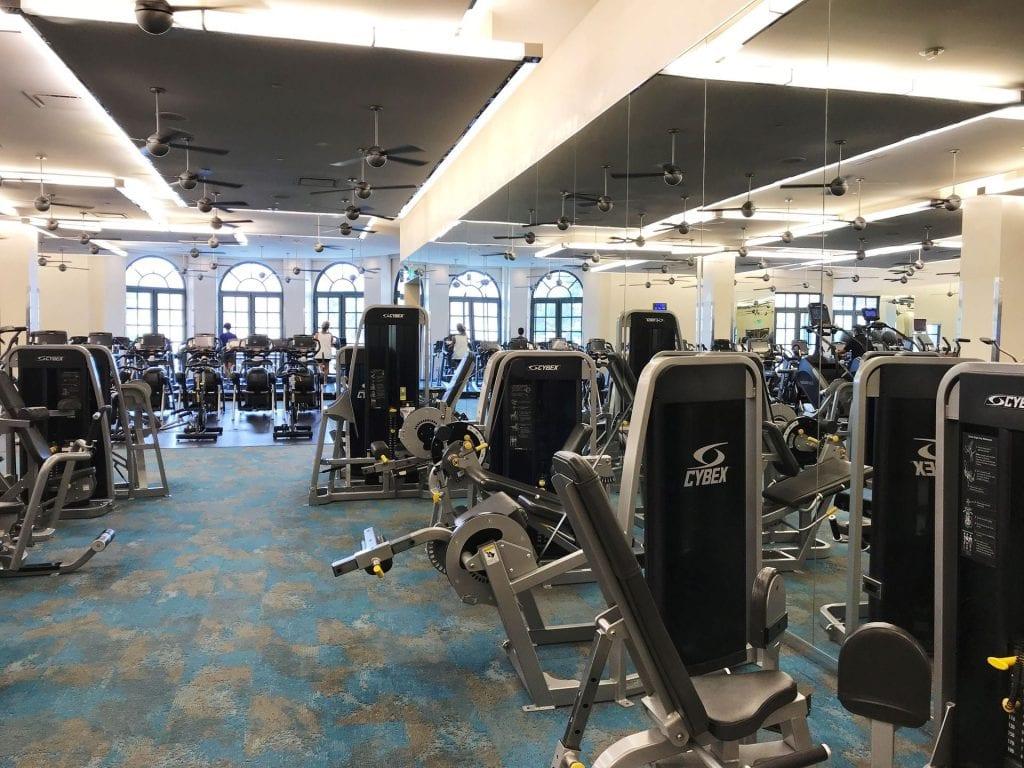 Bellagio Las Vegas Fitness