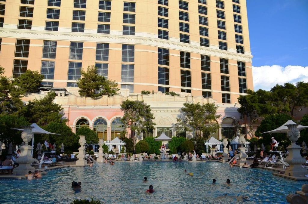 Bellagio Las Vegas Pool