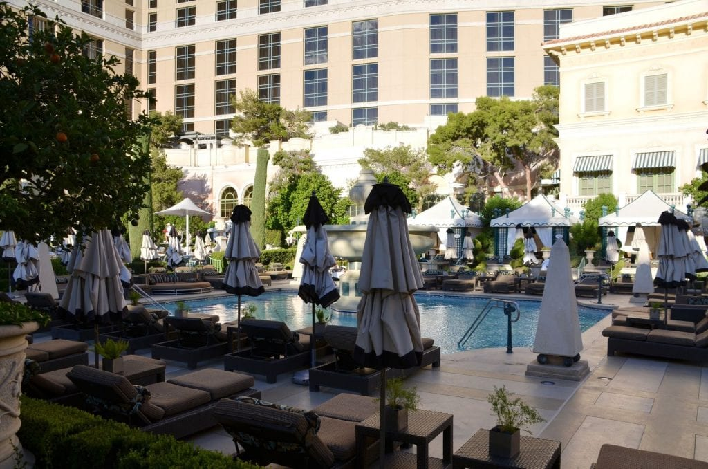 Bellagio Las Vegas Pool 2