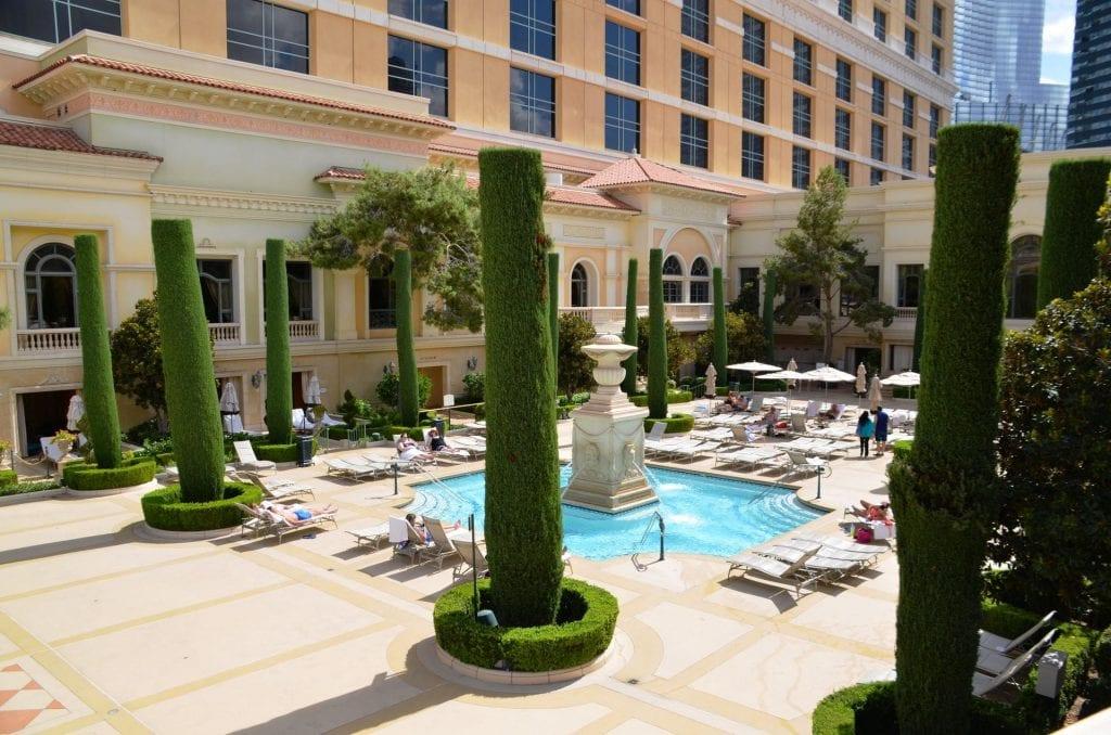 Bellagio Las Vegas Pool 3