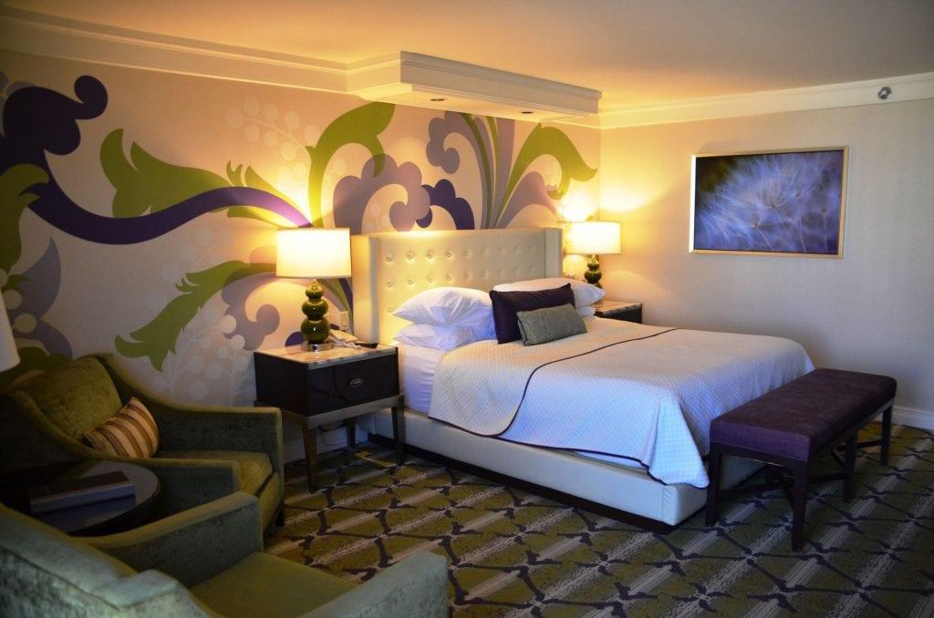 Bellagio Las Vegas Zimmer 3