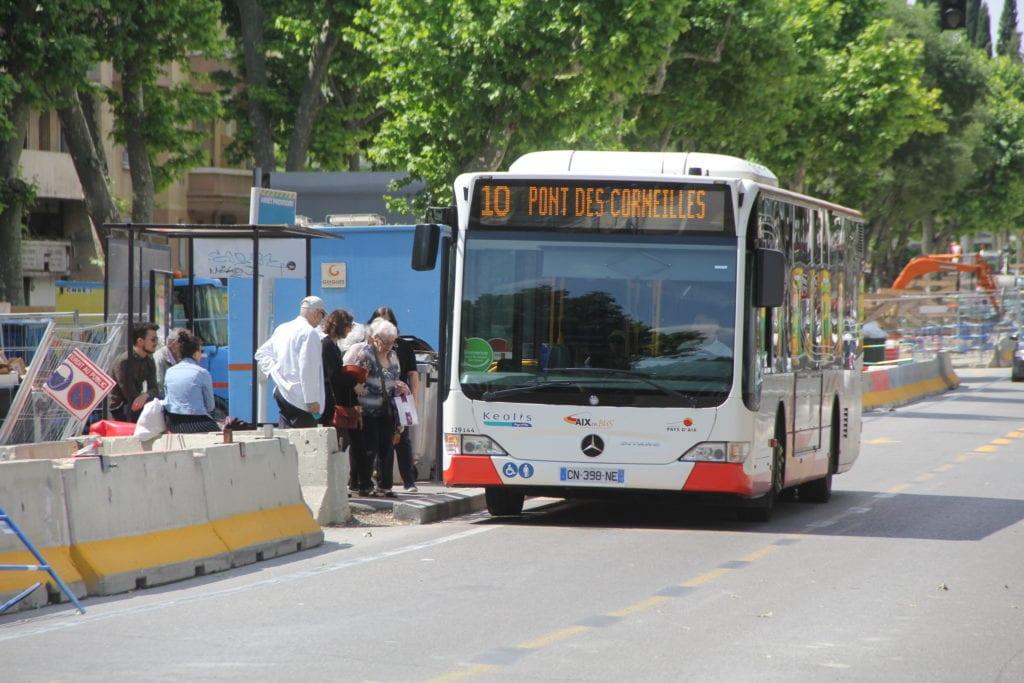 Bus Aix En Provence
