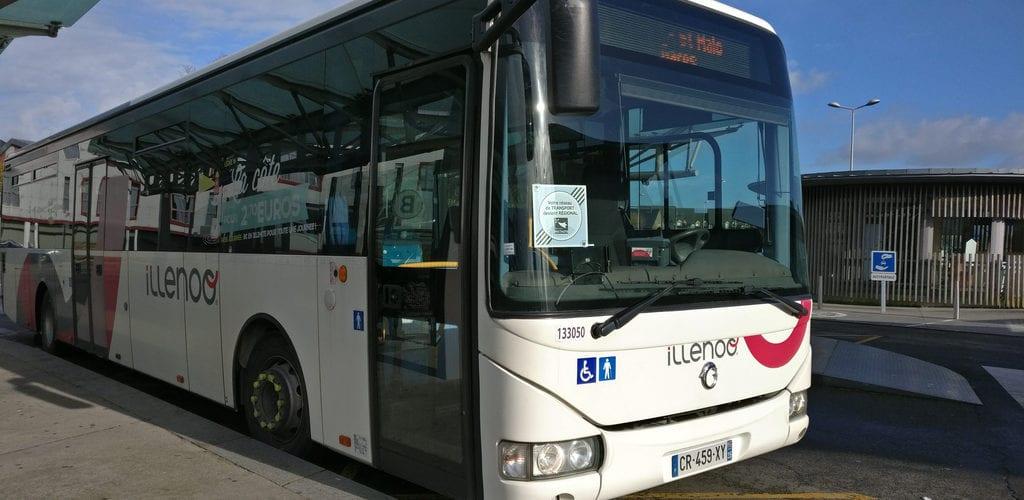 Bus Saint Malo