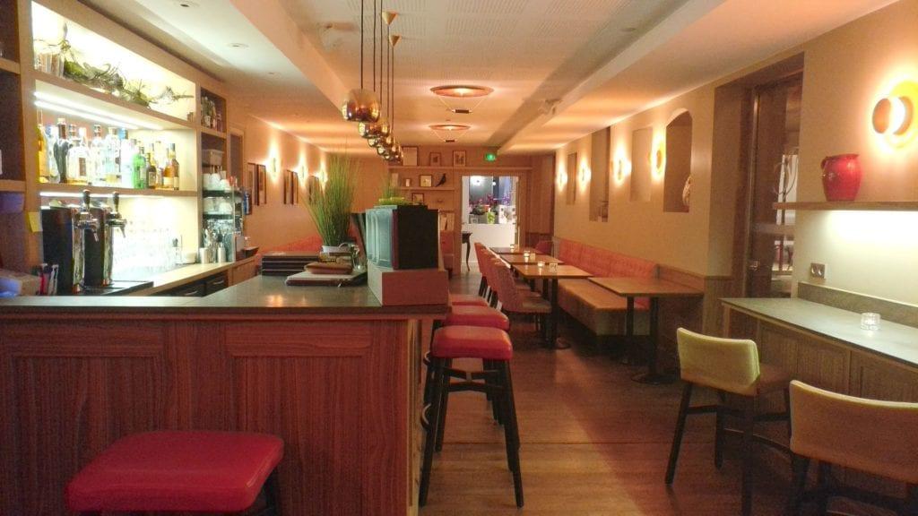 Cour Du Corbeau Straßburg Bar