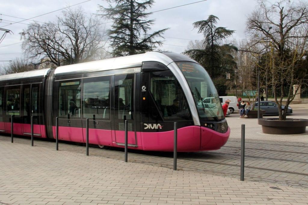 Dijon Tram