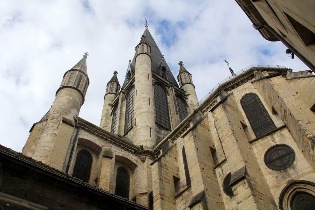 Eglise Notre Dame De Dijon
