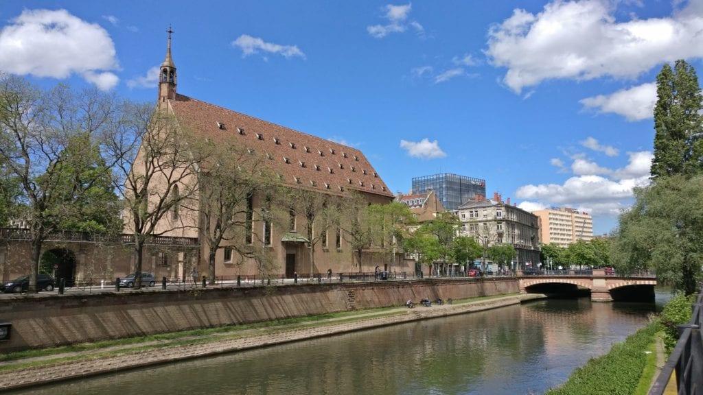 Egliste Saint Jean Straßburg