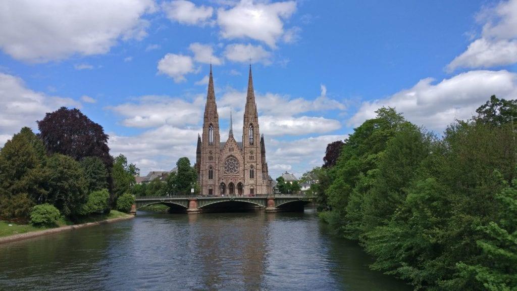 Elgise Reformee Saint Paul Straßburg