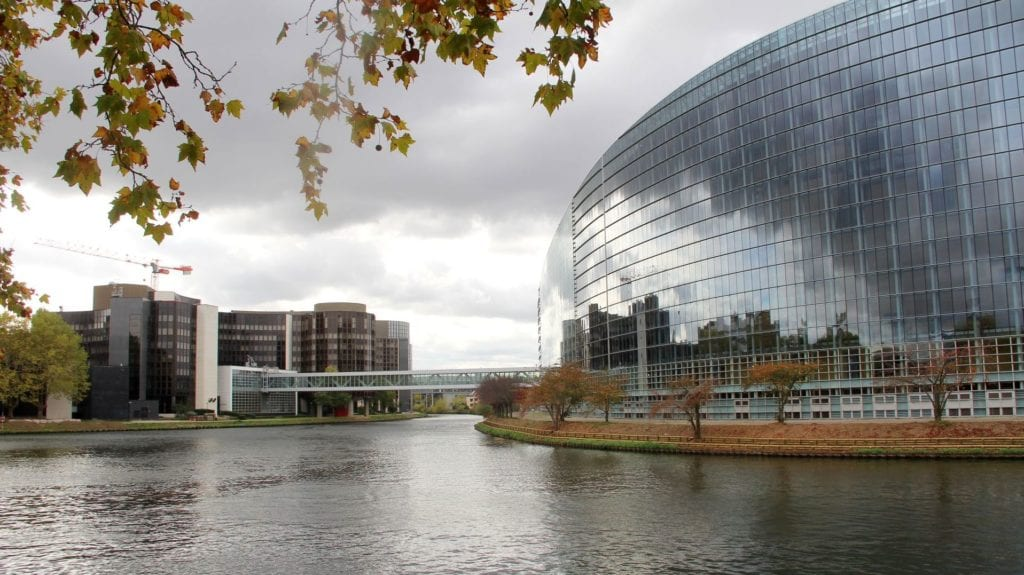 Europaparlament Straßburg 2