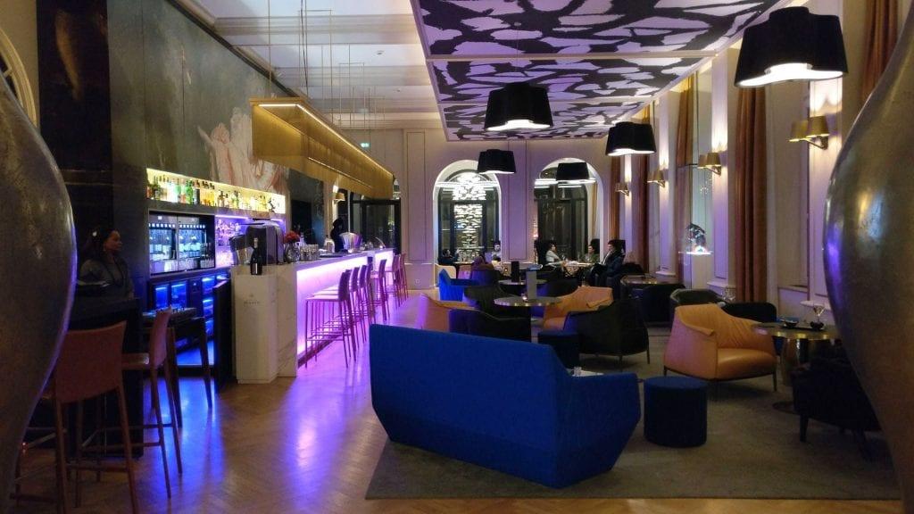 Grand Hotel La Cloche Dijon Bar