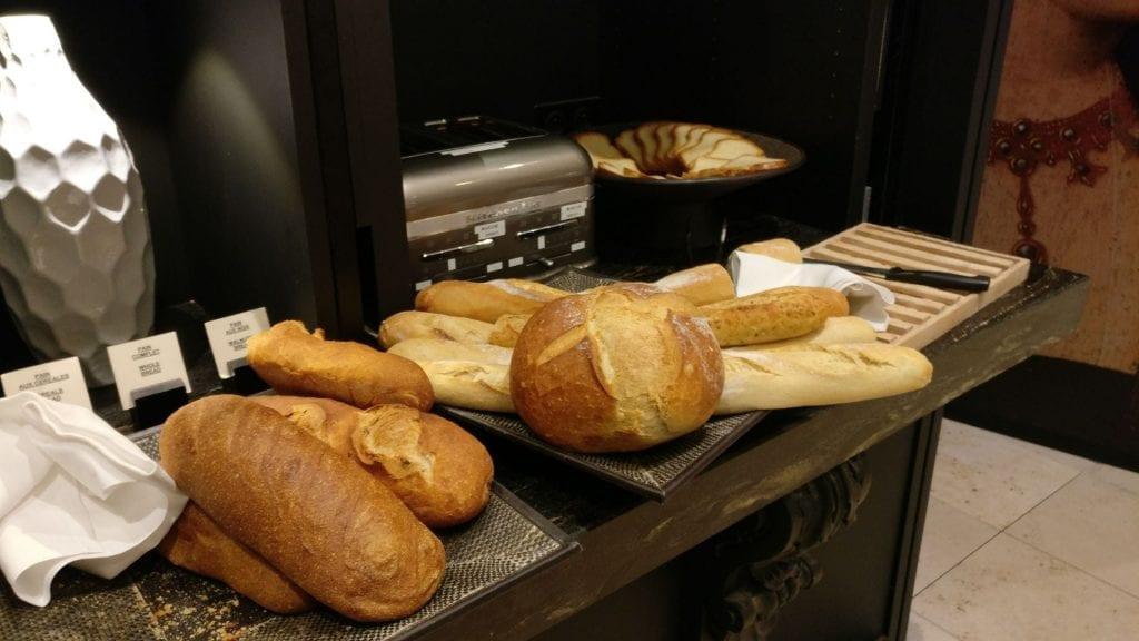 Grand Hotel La Cloche Dijon Frühstück 3