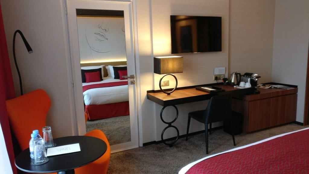 Grand Hotel La Cloche Dijon Superior Room 2