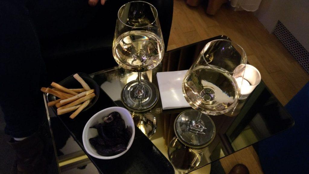 Grand Hotel La Cloche Dijon Welcome Drink