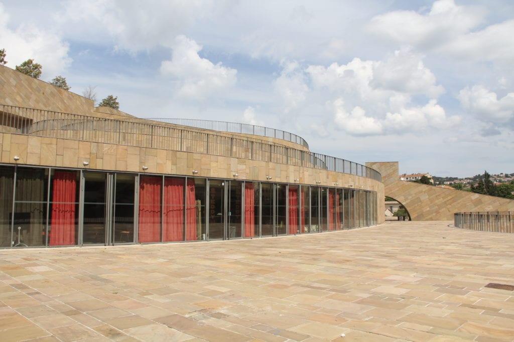 Grand Theatre Aix En Provence