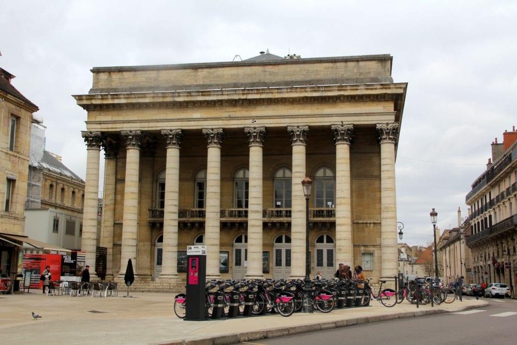 Grand Theatre Dijon