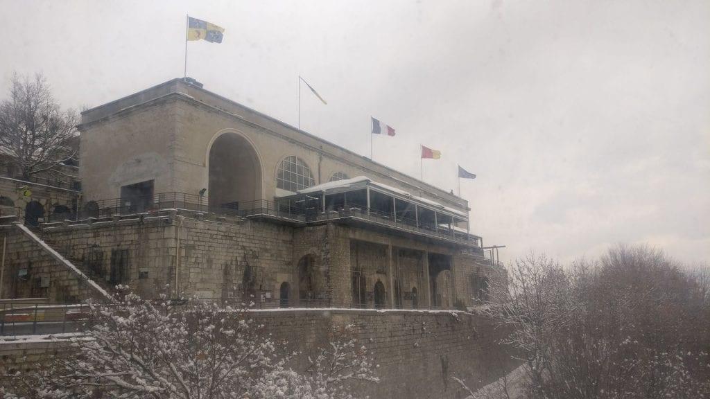 Grenoble Fort Bastille