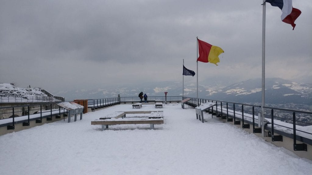 Grenoble Fort Bastille 3
