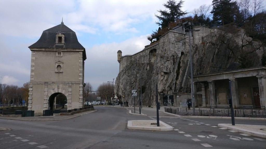 Grenoble Porte De France