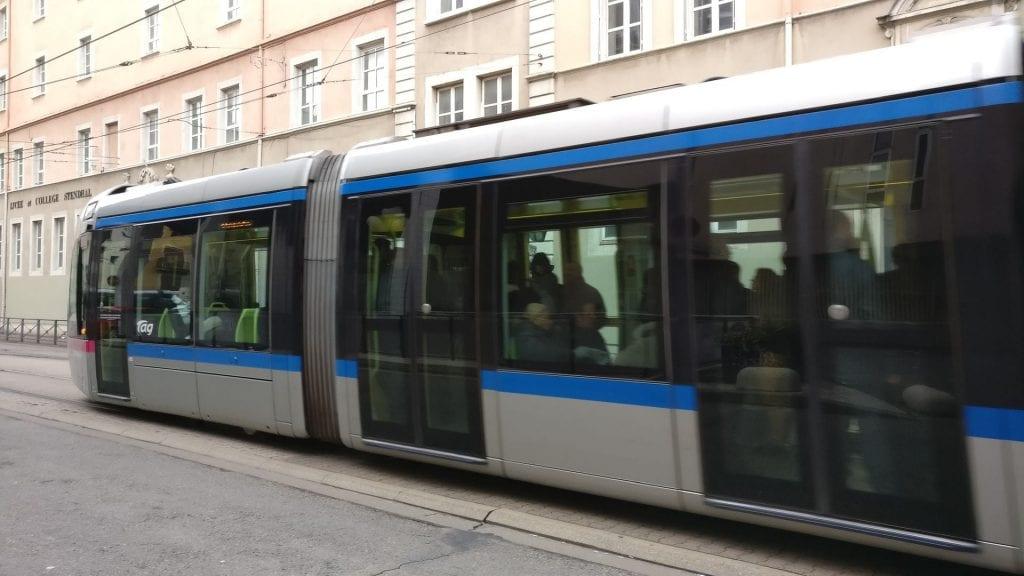 Grenoble Tram