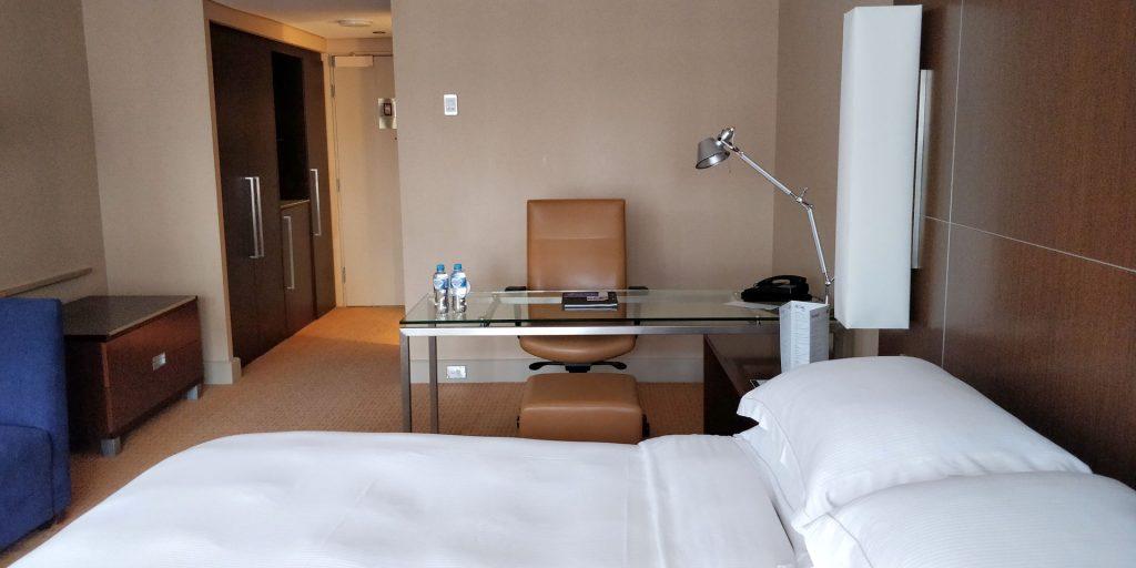 Hilton Brisbane Zimmer 5
