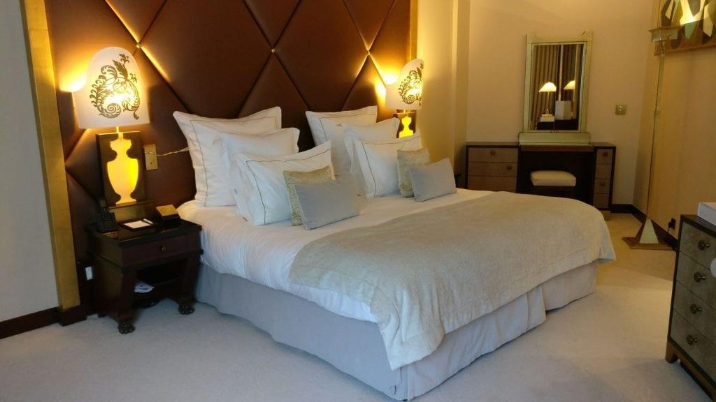 Hotel Barriere Le Fouquet Paris Junior Suite 2