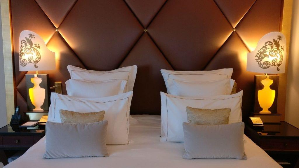 Hotel Barriere Le Fouquet Paris Junior Suite 3