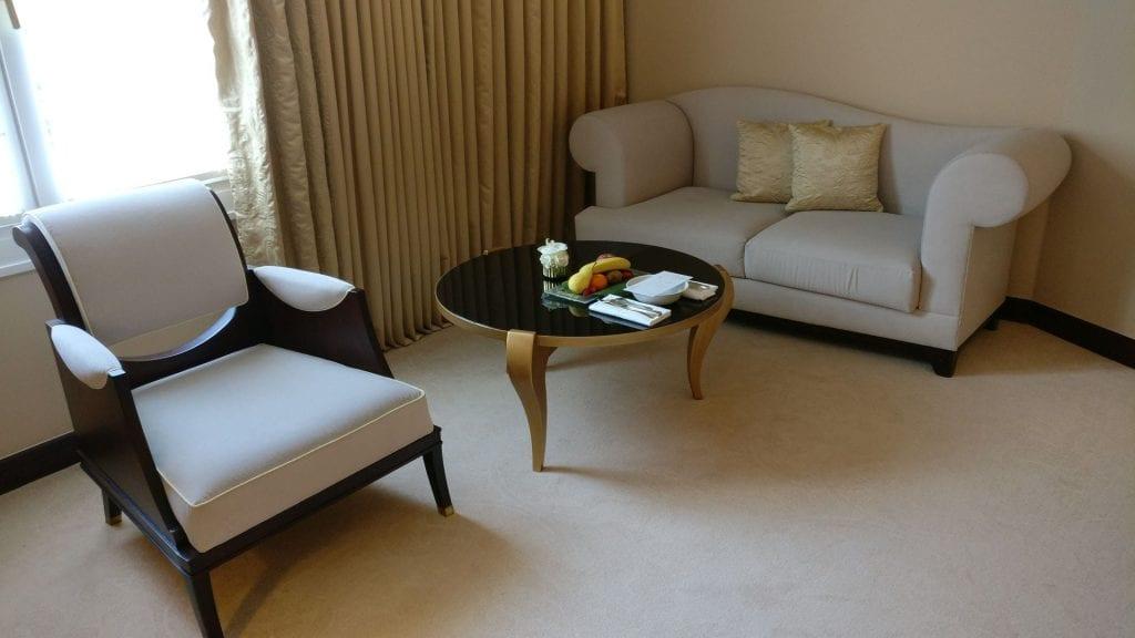 Hotel Barriere Le Fouquet Paris Junior Suite 5