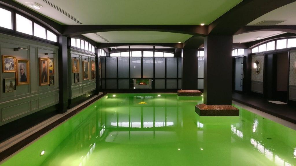 Hotel Barriere Le Fouquet Paris Pool 3