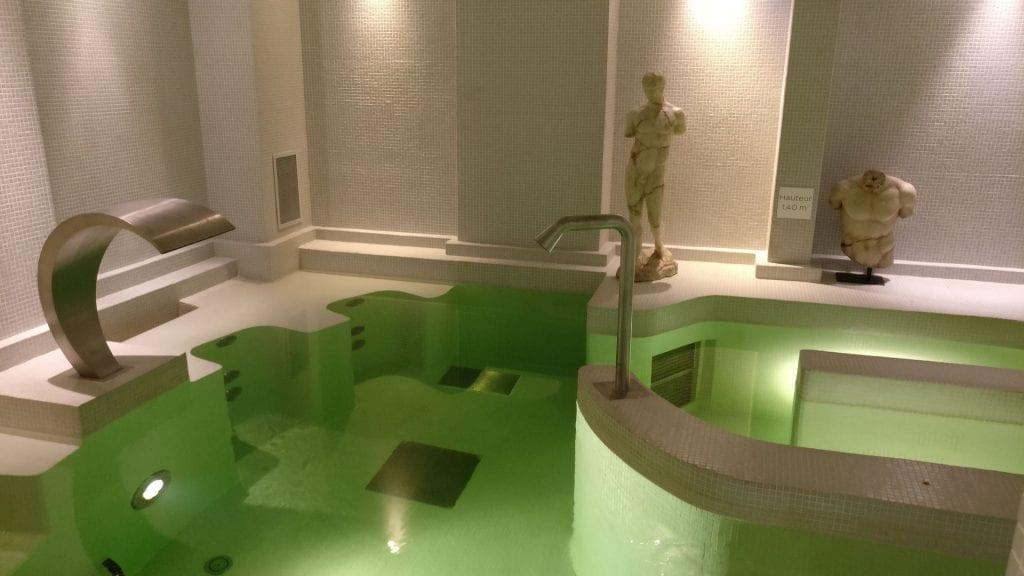 Hotel Barriere Le Fouquet Paris Pool 4