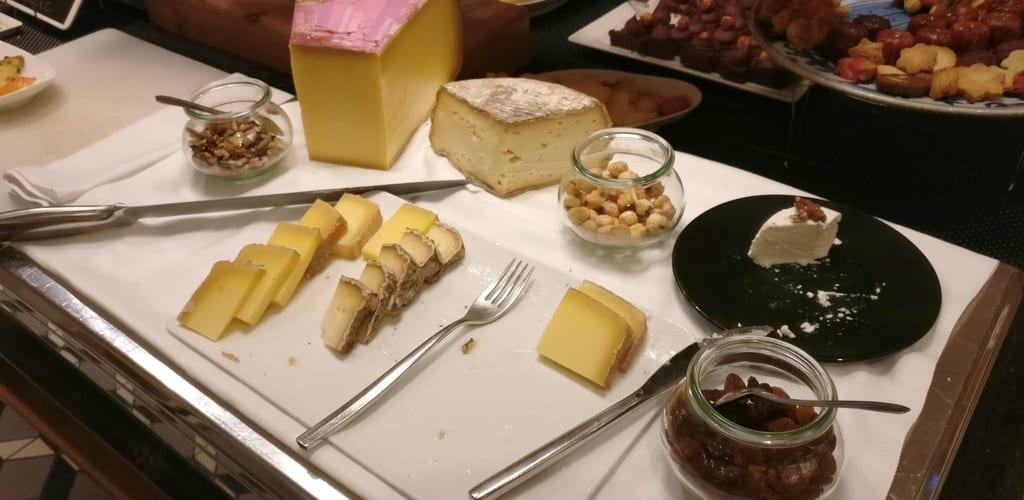 Hotel Le Royal Lyon Frühstück 2