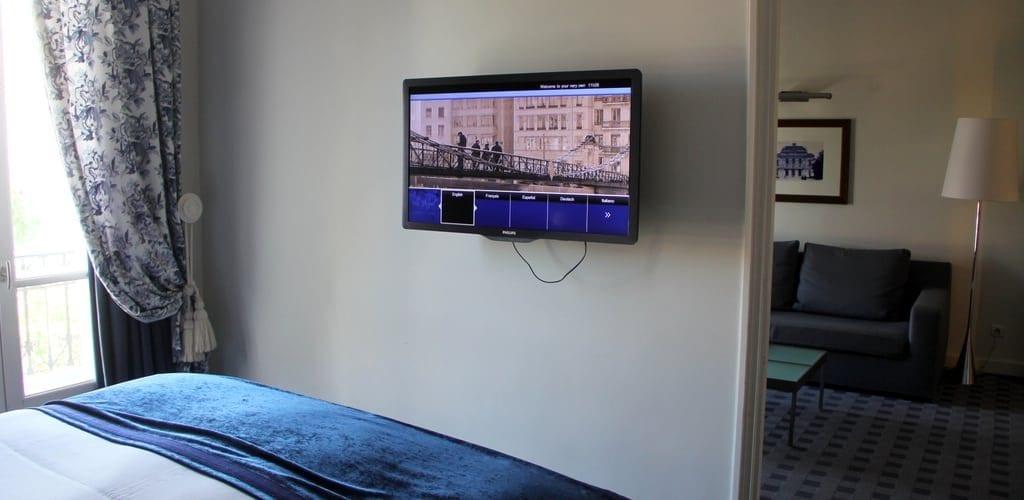 Hotel Le Royal Lyon Junior Suite 3