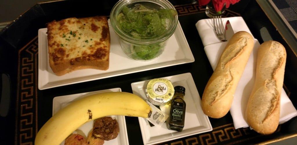Hotel Le Royal Lyon Room Service