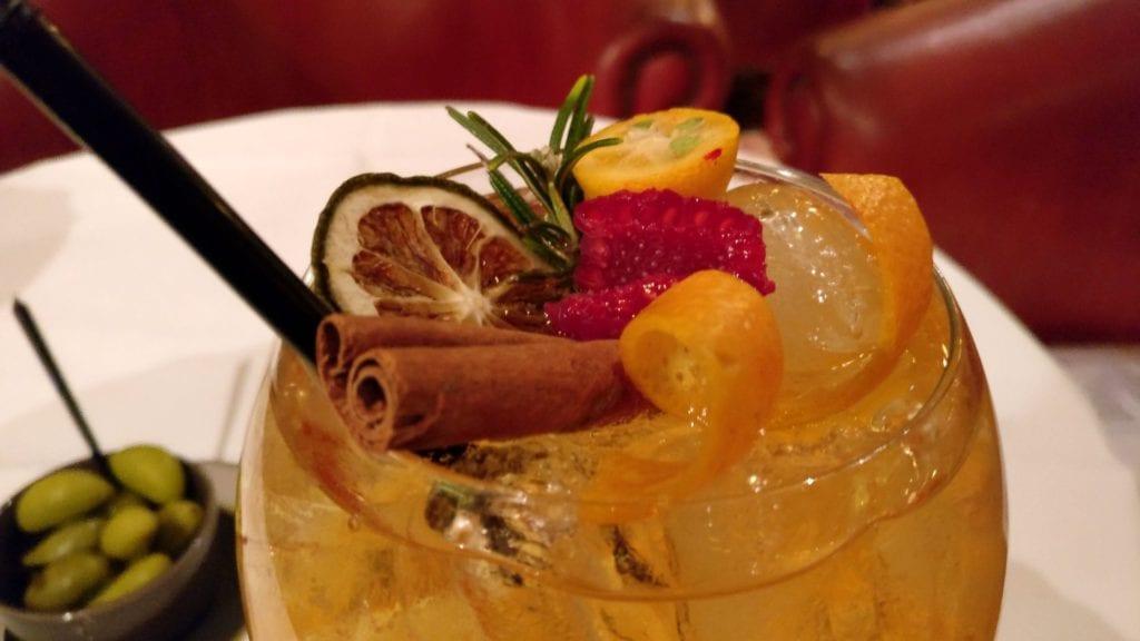 Hotel De La Cite Carcassonne Drink