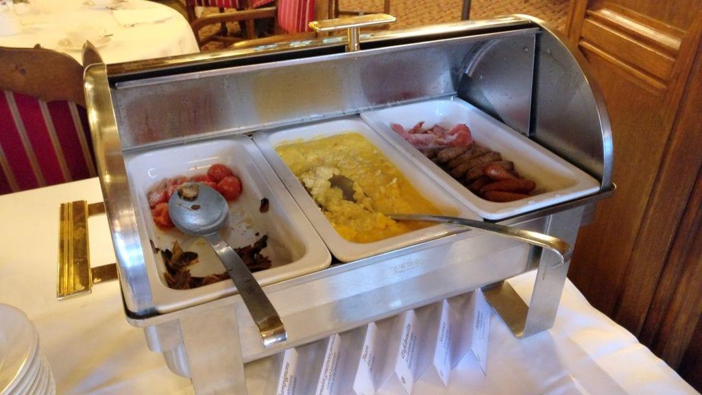 Hotel De La Cite Carcassonne Frühstück 5