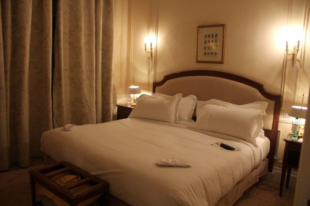 Hotel De La Cite Carcassonne Zimmer 2