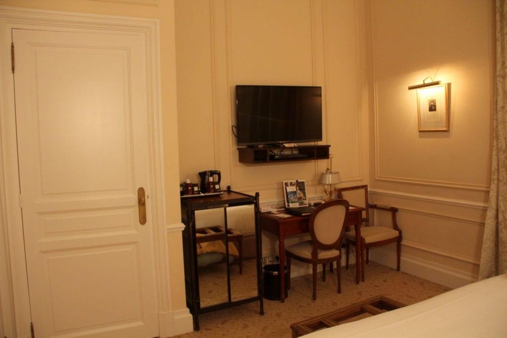Hotel De La Cite Carcassonne Zimmer 3