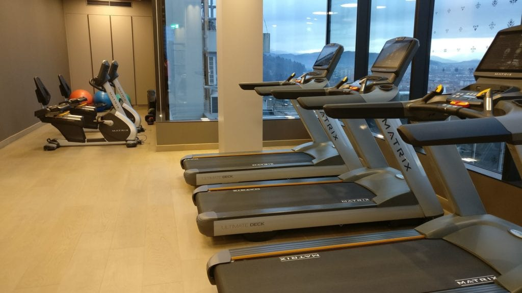 InterContinental Ljubljana Fitness