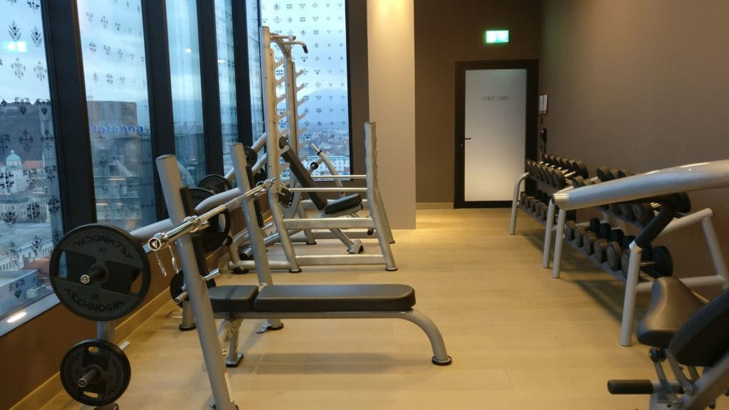 InterContinental Ljubljana Fitness 2