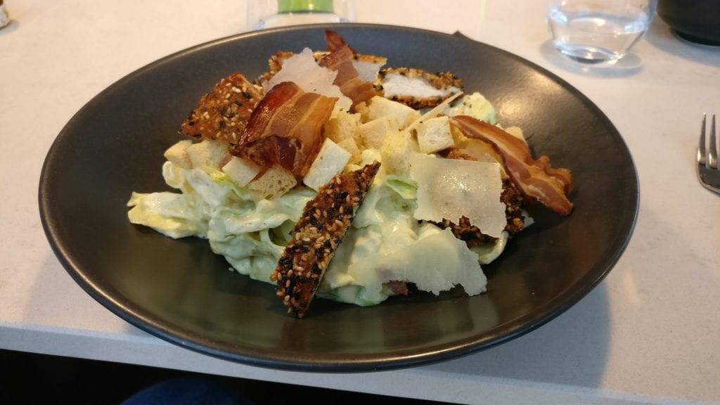 InterContinental Ljubljana Lunch 2
