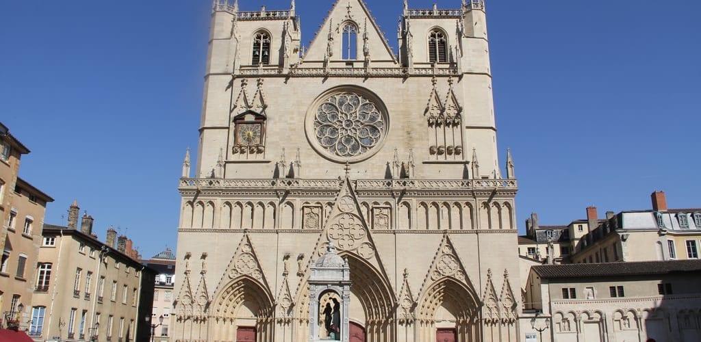 Kathedrale Lyon