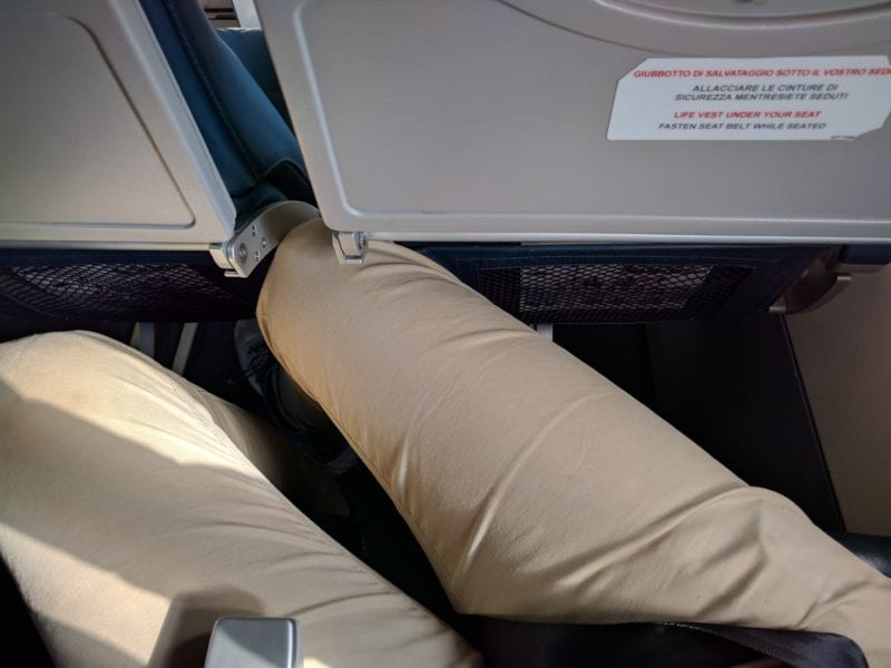 Legroom Beinfreiheit