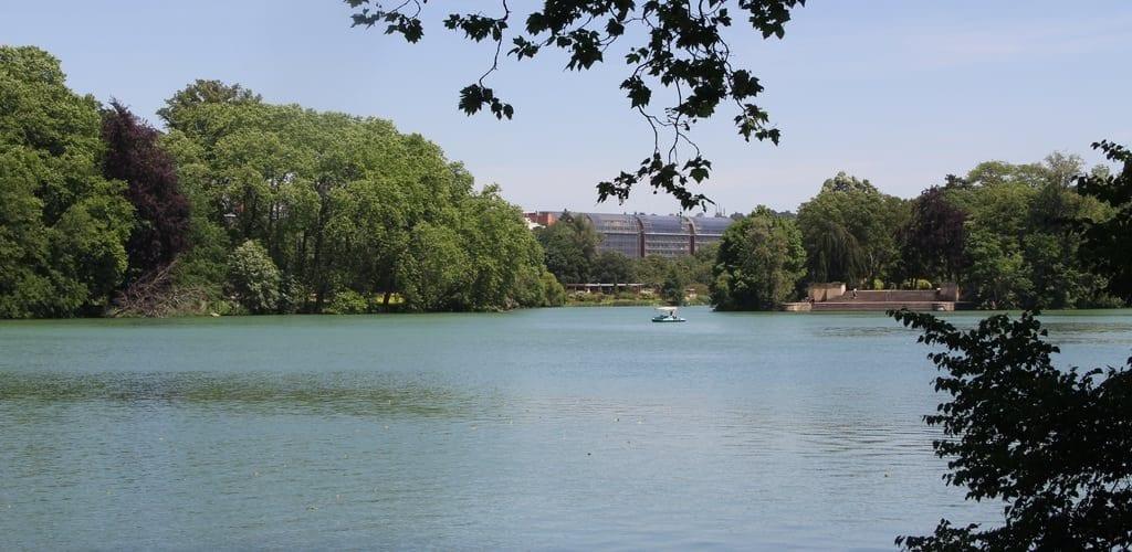Lyon Golden Head Park