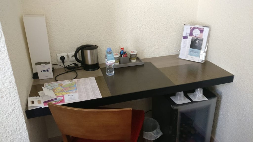 Mercure Annecy Centre Zimmer 4